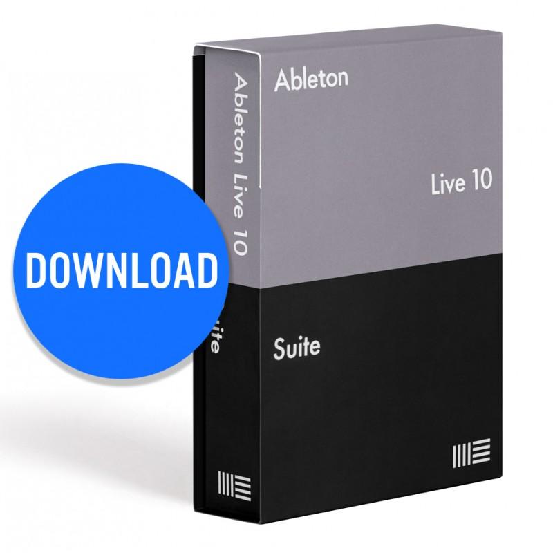 ableton live 10 suite download educational discount for students. Black Bedroom Furniture Sets. Home Design Ideas