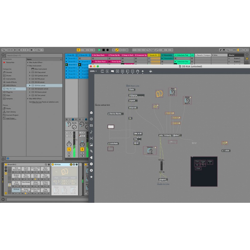 Greatly discounted price ableton live 7