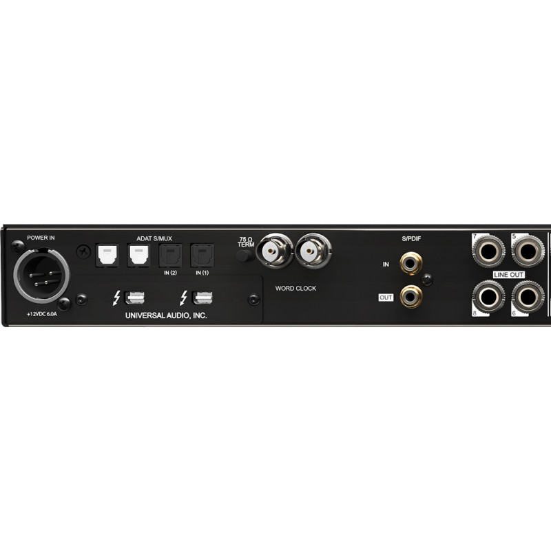 universal audio apollo 8 quad thunderbolt 2 interface student discount. Black Bedroom Furniture Sets. Home Design Ideas