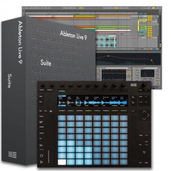 Ableton Live Suite 9 Push 2 Bundle