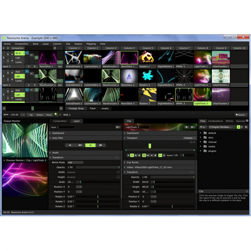 Resolume Arena 4 Media Server educational discount | For students