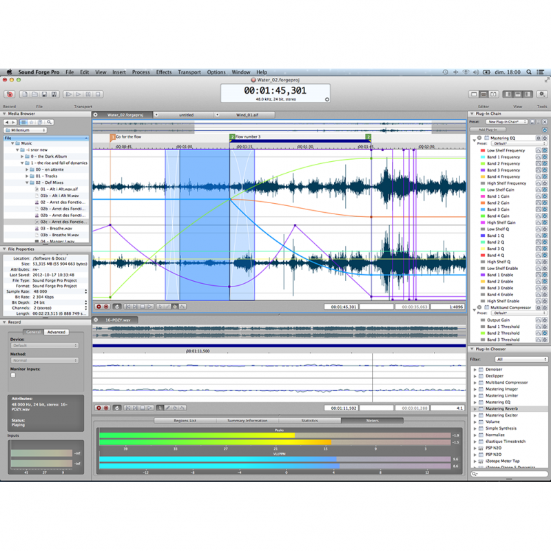 sound forge pro 11 full version
